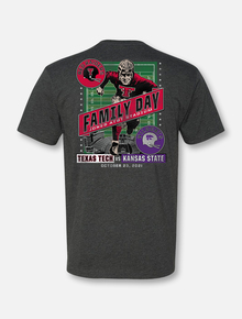 Texas Tech vs. Kansas State Family Game Day T-Shirt