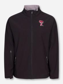 Charles River Texas Tech  Soft Shell Black Jacket