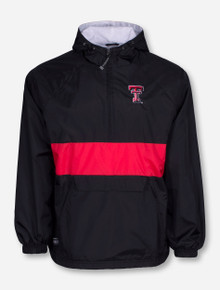 """Charles River Texas Tech """"Classic CRS"""" Pullover"""