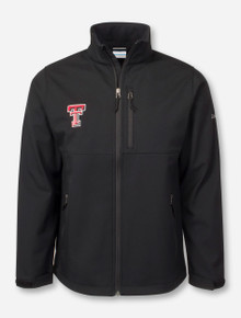 "Texas Tech Columbia ""Ascender II"" Black Jacket"