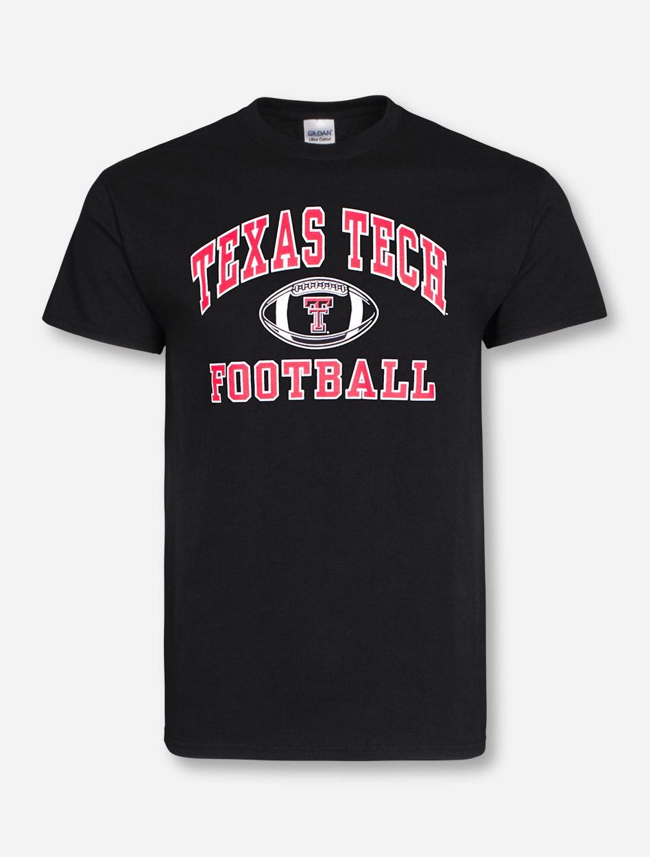 NCAA Texas Tech Red Raiders T-Shirt V1
