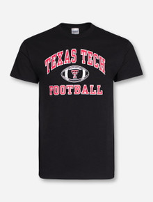 Texas Tech Football Workout T-Shirt