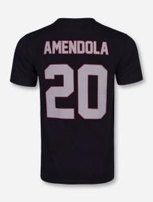 Retro Brand Spring Game Old School Amendola Black T-Shirt - Texas Tech