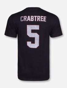 Retro Brand Spring Game Old School Crabtree Black T-Shirt - Texas Tech
