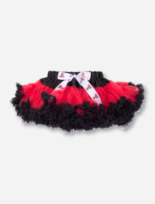 Texas Tech Dancewear TODDLER Black & Red Tutu