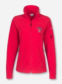 """Texas Tech Columbia """"Give & Go"""" Women's Fleece Jacket"""