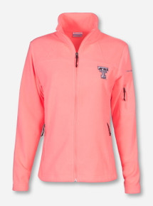 "Texas Tech Columbia ""Give & Go"" Women's Fleece Jacket"