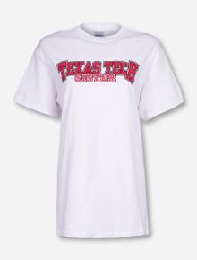 Texas Tech Sister White T-Shirt
