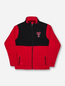 Arena Halfpipe YOUTH Red & Black Full Zip Jacket