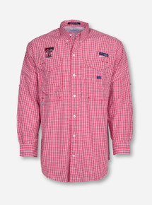 "Texas Tech Columbia ""Super Bonehead"" Dress Shirt"