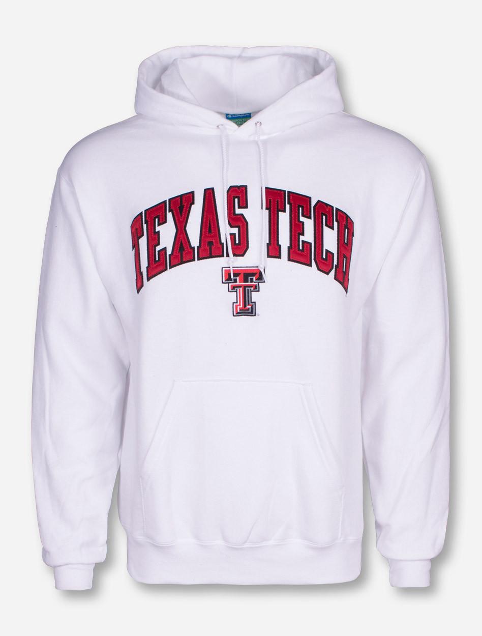 Texas Arch Twill Tech Tackle Hoodie Champion® cuF3l1TKJ