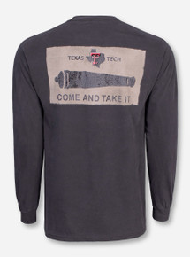 Texas Tech Vintage Come & Take It Long Sleeve