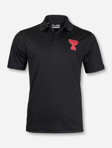 Under Armour Texas Tech Throwback Performance Polo