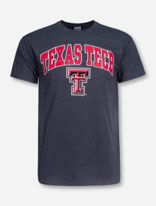 Texas Tech Arch with Double T T-Shirt
