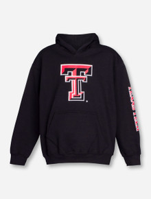 Texas Tech Double T on YOUTH Hoodie