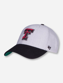 "47 Brand Texas Tech ""Munson"" Adjustable Cap"