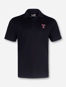 Under Armour Texas Tech Double T Polo