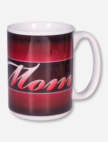 Texas Tech Mom & Double T Red & Black Coffee Mug