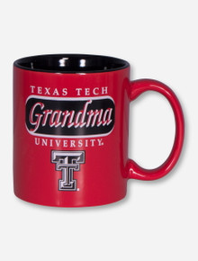 Texas Tech Grandma Red Coffee Mug