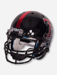 Schutt Texas Tech Black Replica Helmet