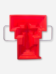 Texas Tech Double T Red Silicone Cake Pan