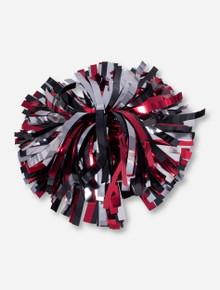 Texas Tech Red & Black Authentic Pom Pom