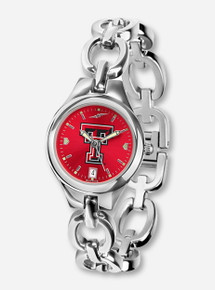 Texas Tech ST AnoChrome Eclipse Women's Watch