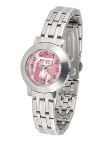 Texas Tech ST Competitor Women's Mother of Pearl Watch