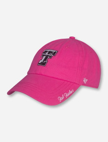 "47 Brand Texas Tech ""Miata"" Women's Adjustable Cap"