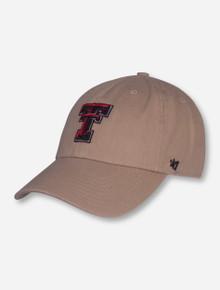 "47 Brand Texas Tech ""Clean Up"" Adjustable Cap"