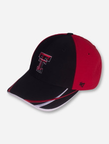 """47 Brand Texas Tech """"Sparcrow"""" YOUTH Adjustable Cap"""