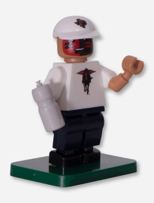 Texas Tech Lego Compatible Ultimate Fan Minifigure