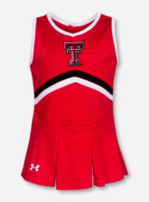 Under Armour Texas Tech Red INFANT Cheerleading Set