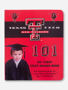 Texas Tech 101 Kids' Book