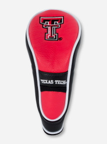 Team Golf Texas Tech Hybrid Headcover