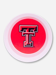 Double T Red and White Bowl - Texas Tech