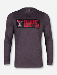 "Under Armour Texas Tech ""Protect This House"" Long Sleeve"