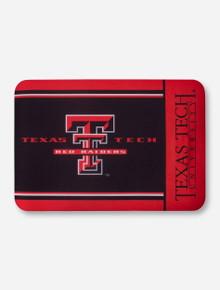 Texas Tech Double T Welcome Mat