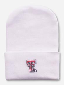 Texas Tech Double T White INFANT Cap