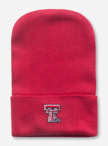 Texas Tech Double T Red INFANT Cap