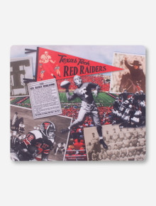 Texas Tech Collage Mouse Pad