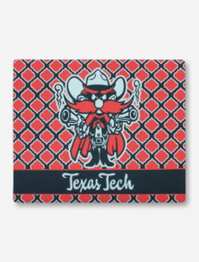 Texas Tech Raider Red Lattice Mouse Pad