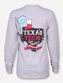Texas Tech Stars So Bright Long Sleeve Shirt
