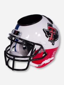 Texas Tech Lone Star Helmet Desk Caddy
