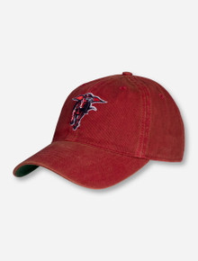 Legacy Texas Tech Rustic Red Masked Rider Snapback Cap
