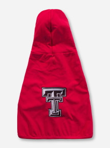 Texas Tech Double T Pet Red Hoodie