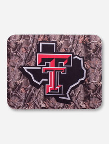 Texas Tech Lone Star Pride Camo Mouse Pad