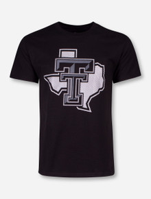 Texas Tech Black Diamond Pride Limited Edition Reflective T-Shirt