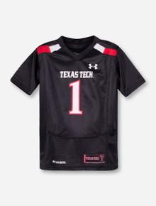 Under Armour Texas Tech Replica #1 KIDS Jersey