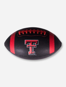 Texas Tech Under Armour Black and Red JUNIOR Football